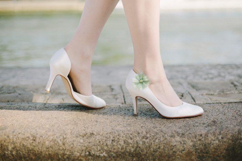 Brautschuhe In Ubergrosse Heiraten Mit Braut De