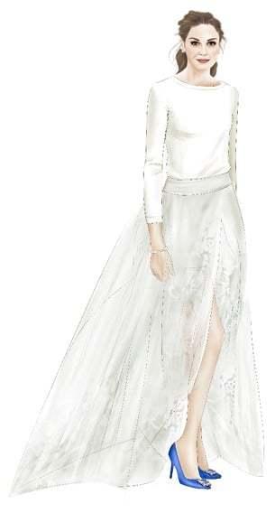 Die schönsten Hochzeitskleider der Stars - Heiraten mit braut.de