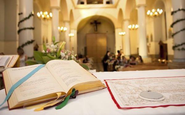 Trausprüche in der Kirche