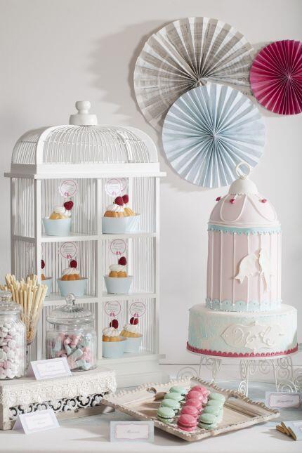 Inspiration Hochzeit Candybar V 133 Candybar Vintage Cupcakes