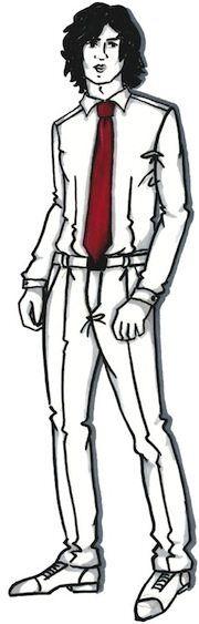 Bräutigam Accessoire Krawatte