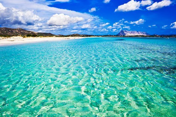 Costa Smeralda in Sardinien