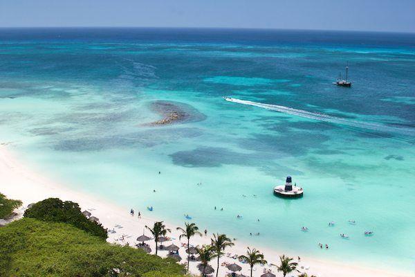 Insel Aruba