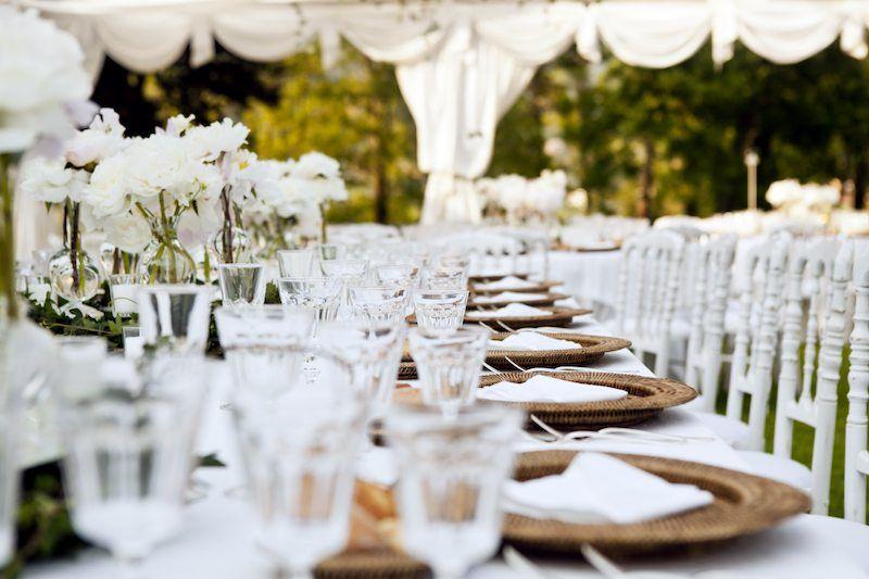 Tischordnung zur Hochzeit