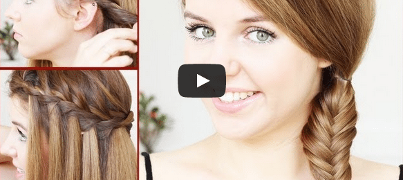 Basics Flechtfrisuren