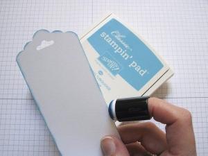 DIY_Einladungskarten Tischdekoration_Schritt_3