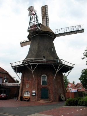 Windmühle in Remels