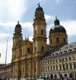 Theatinerkirche in München