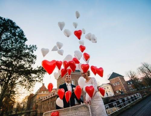November-Hochzeit im Münsterland