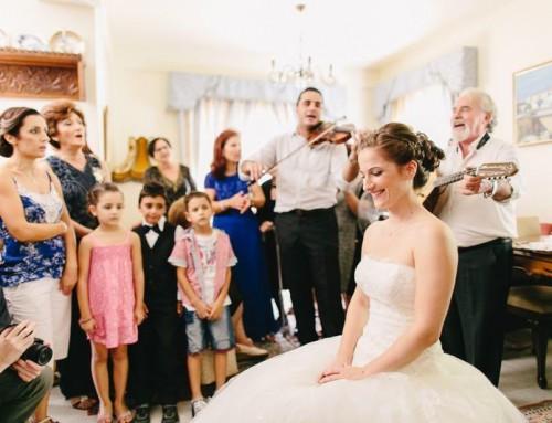 Mediterrane Hochzeit auf Zypern