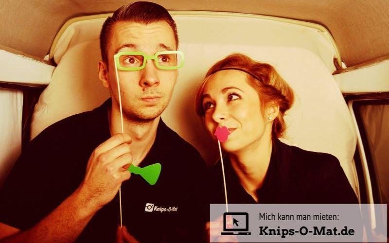 Knips-O-Mat Photo Booth in Berlin