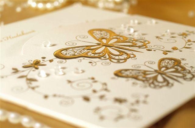 Pamas exklusive Hochzeitskarten