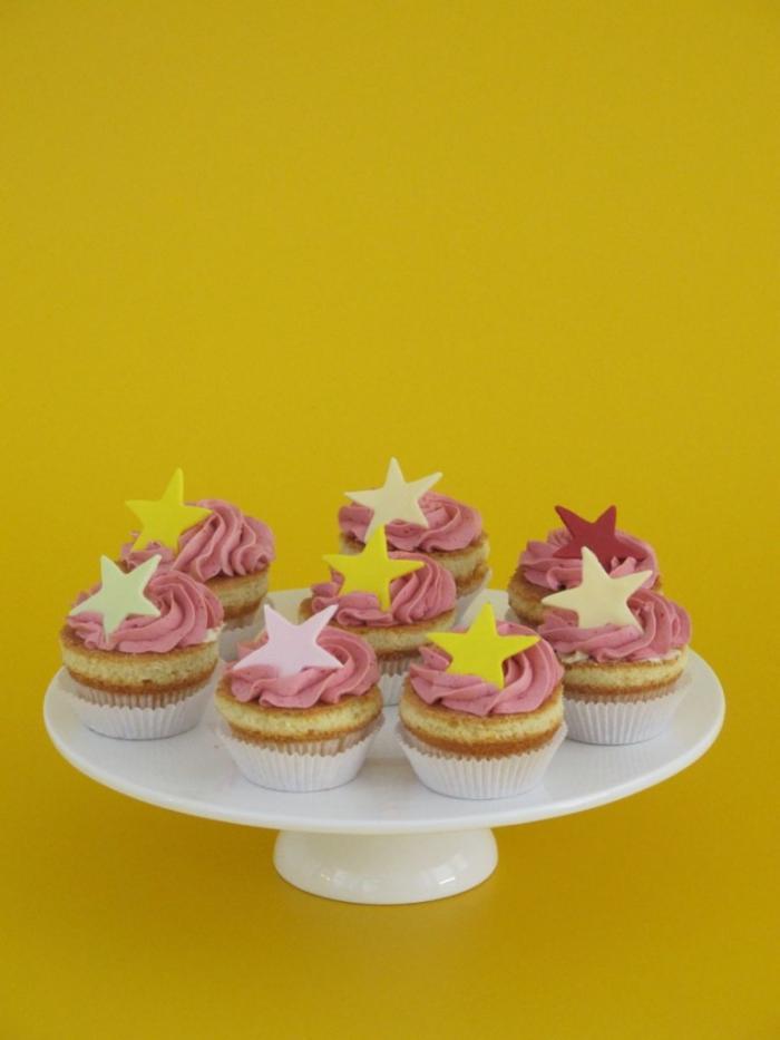 Cupcakes für Hochzeit