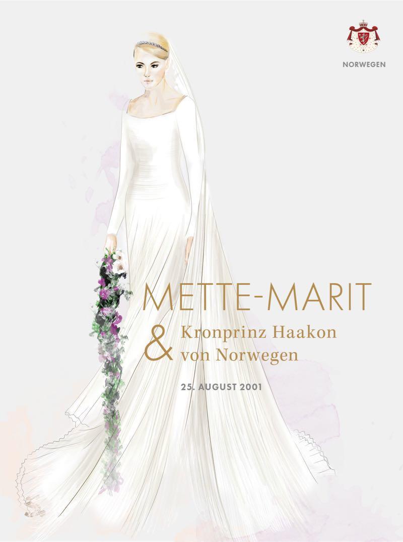 Top 14 der royalen Brautkleider