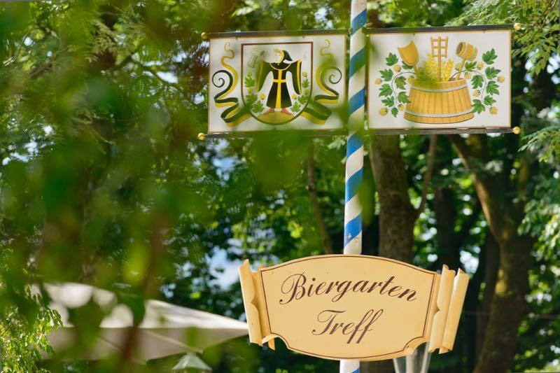 Stadtbiergarten Taxisgarten in Nymphenburg-Neuhausen