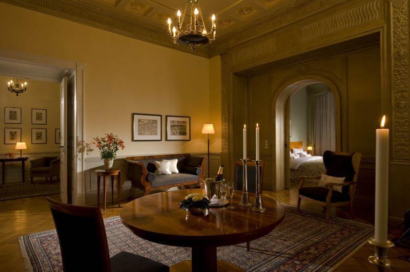 RELAIS & CHÂTEAUX Schlosshotel Burg Schlitz
