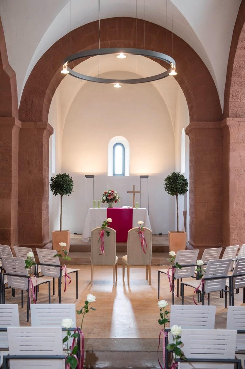 St.Fabiansstift Hochzeit Hornbach