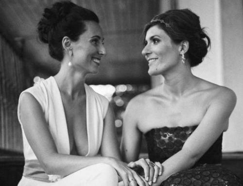 Hochzeitsinspirationen in Gold, Schwarz und Grün