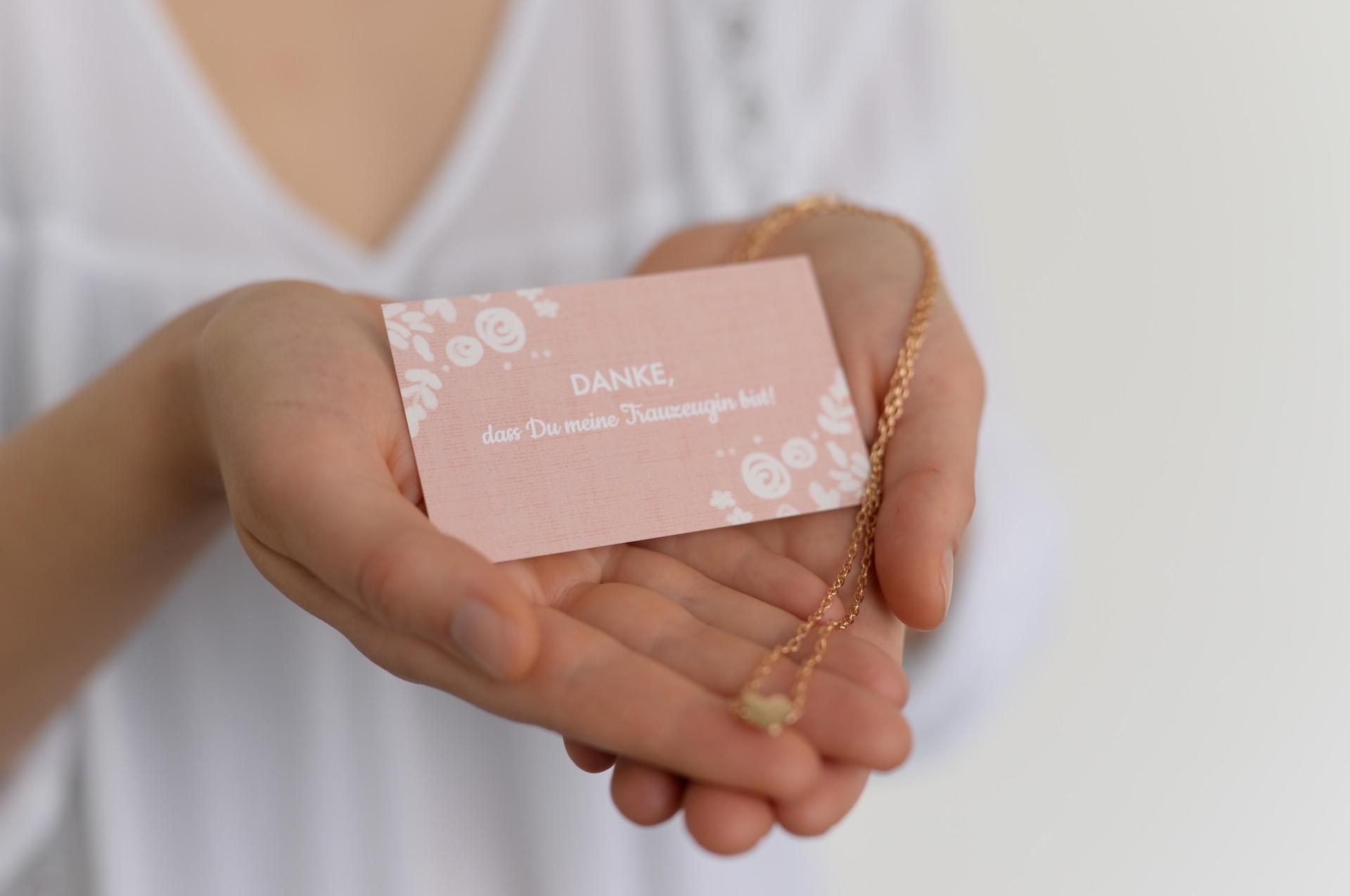 Geschenke für die Trauzeugin und Brautjungfern von BOX4FUN