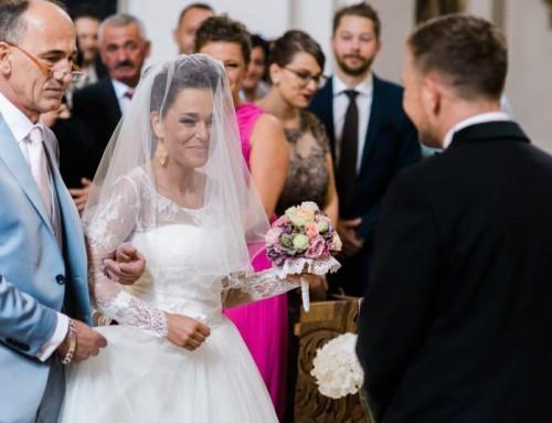 Deutsch-kroatisches Hochzeitsvergnügen