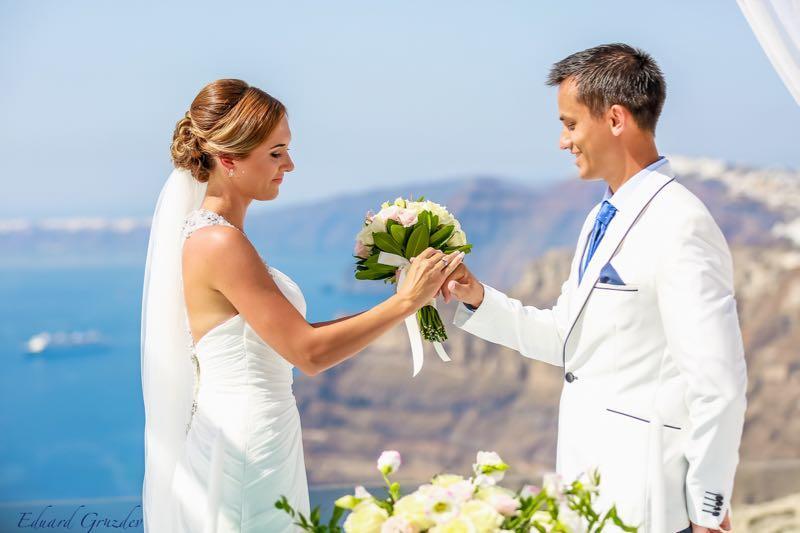 WeddingGuide Heiraten auf Santorini