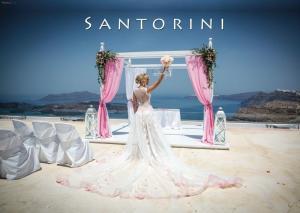 Heiraten auf Santorini - 9