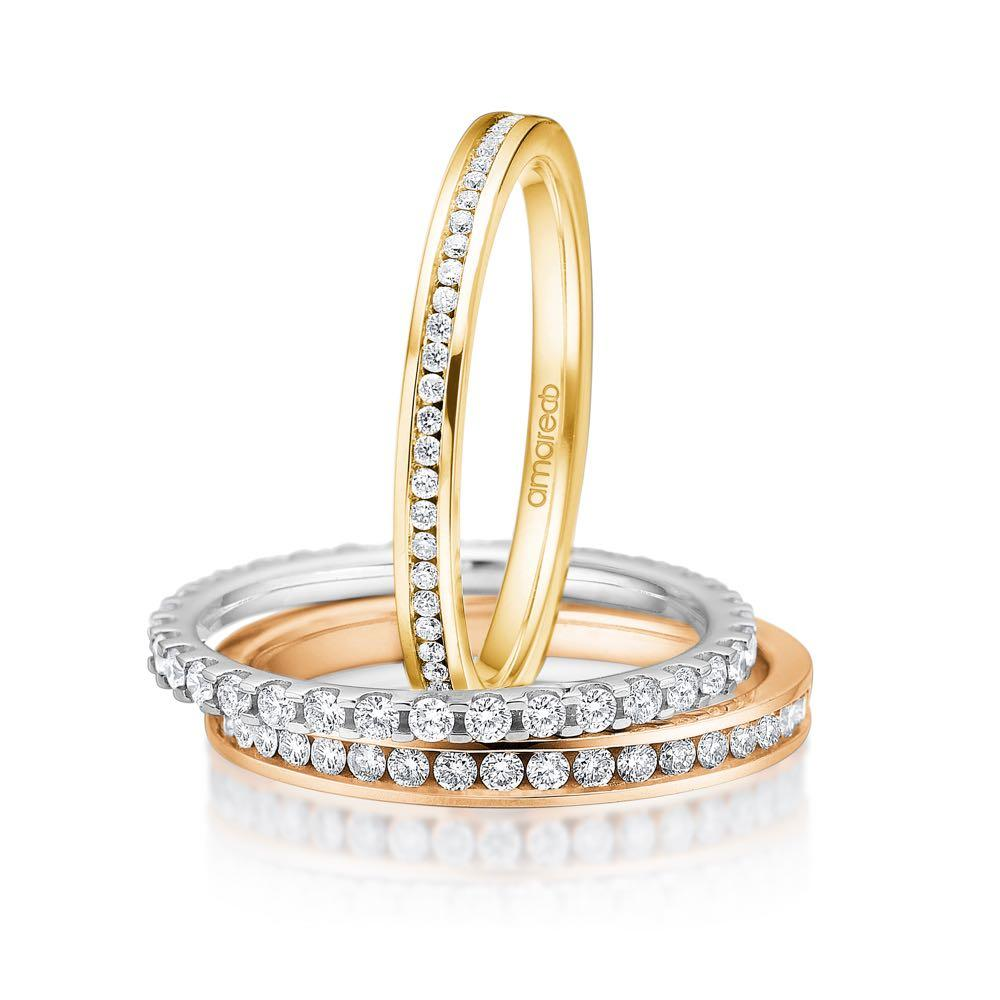 Trauringschmiede Amaredo Memoire-Ring