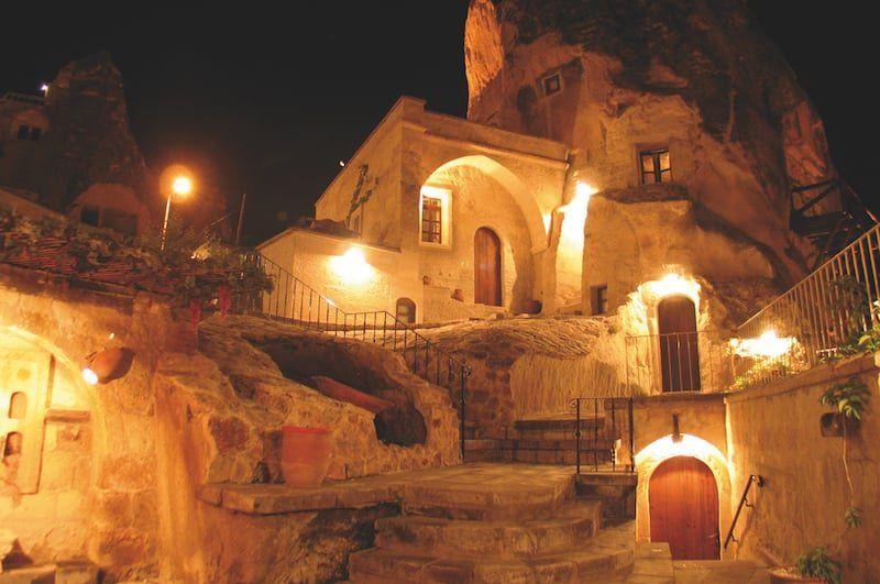 Hotel Cappadocia Cave Suites in Göreme, Türkei