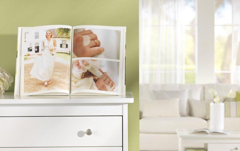 cewe fotobuch braut de 1 heiraten mit. Black Bedroom Furniture Sets. Home Design Ideas