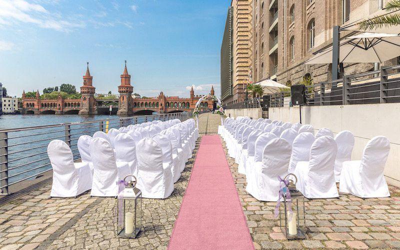 Hochzeitslocation Spreespeicher in Berlin