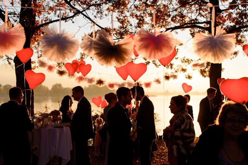 Herbsthochzeit Am Chiemsee Heiraten Mit Braut De