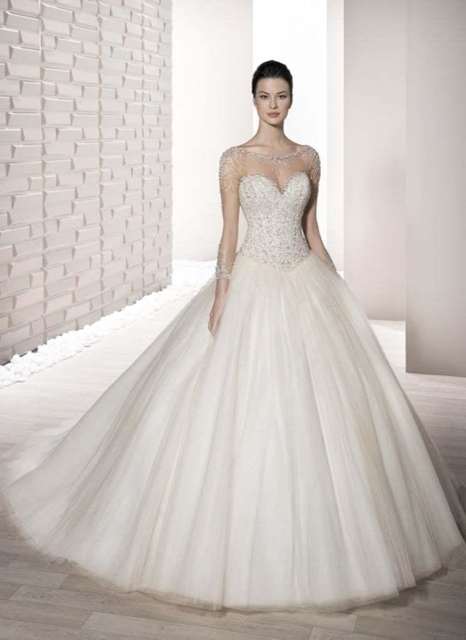 Brautkleid: Pro & Contra Prinzessinnenkleid