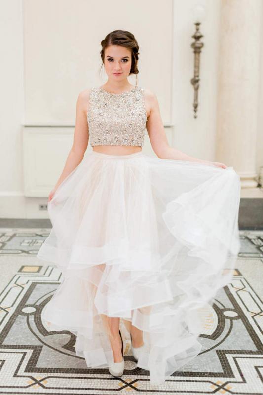 Sei du selbst trend zum individuellen brautkleid for Crusz kleider