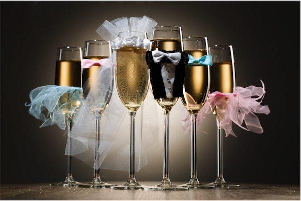 """Eheschließungs-Schwund hin oder her, wenn der """"Sack zugemacht wird"""", muss gefeiert werden."""