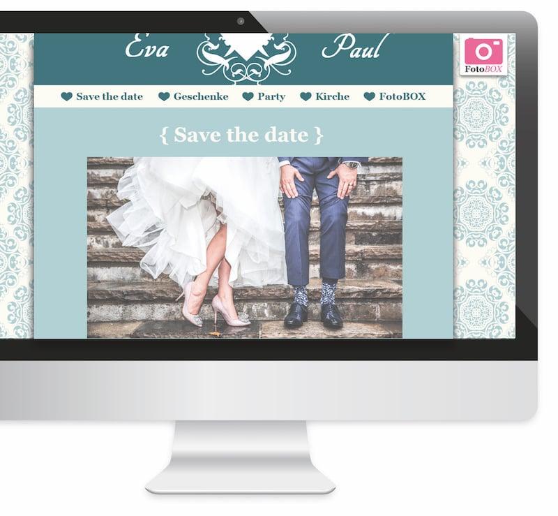 Gestalte Deine Hochzeits Website Mit Marry Marry Me Heiraten Mit