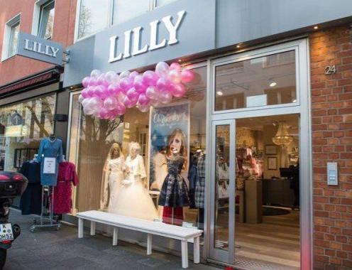 lilly brautmode sch ner shoppen in k ln heiraten mit. Black Bedroom Furniture Sets. Home Design Ideas