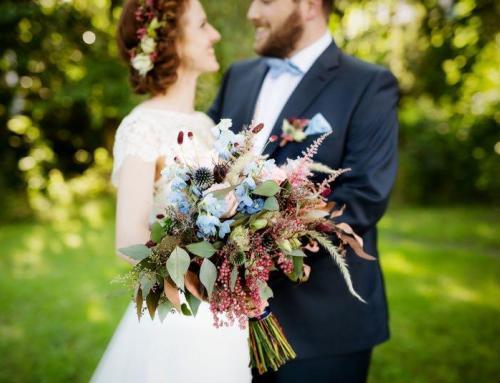 Wedding Styled Shoot: Trendfarben