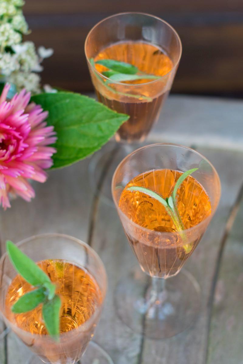 Sweet Sage Drink