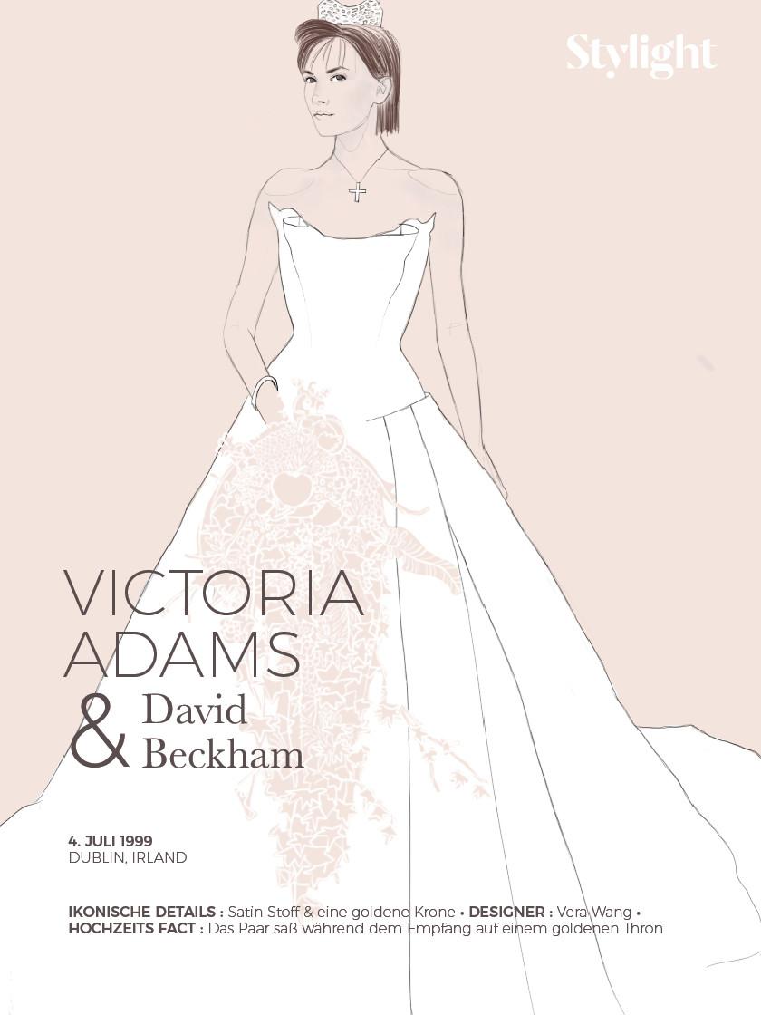 Die schönsten Hochzeitskleider unserer größten Stil-Ikonen