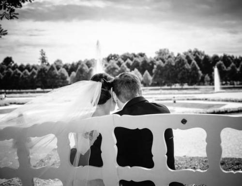 Hochzeitstraum im Neuen Schloss Schleißheim
