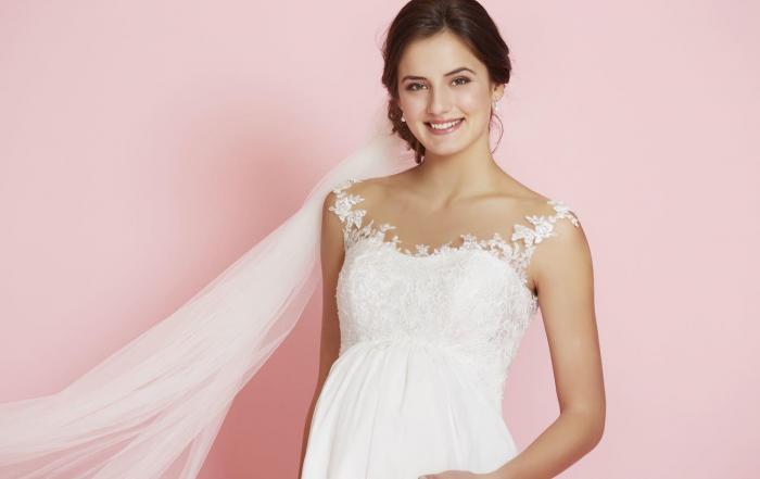 Heirate sofort auf die Braut