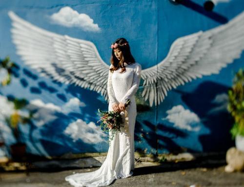 Bridal Shooting in Seoul