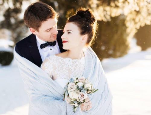 Hochzeitsinspiration: Winterzauber