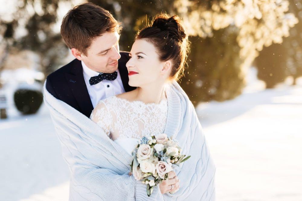 Hochzeitsinspiration: Winterzauber - Heiraten mit braut.de
