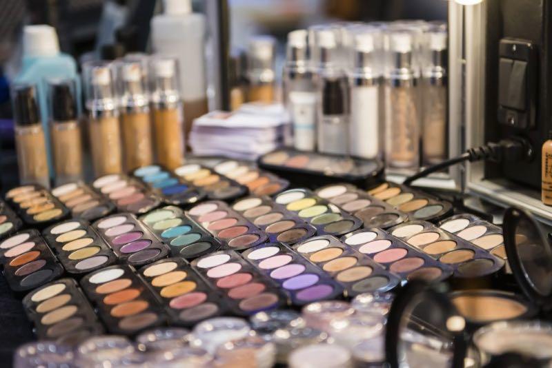 Make-Up-Produkte Hochzeitsmesse