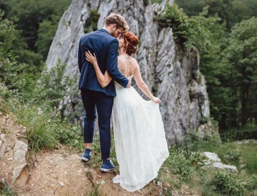 Style Shoot : Kupfer-Liebe