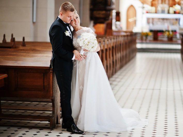 Rahmenprogramm Zur Kirchlichen Trauung Heiraten Mit Brautde