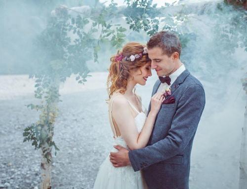 Style Shoot: Boho-Hochzeit in den Bergen