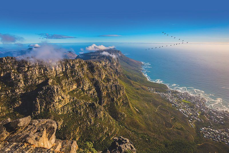 National Park Table Mountain, Kapstadt