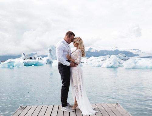 Hochzeits-Style Shoot auf Island